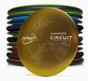 MVP Circuit Trophy